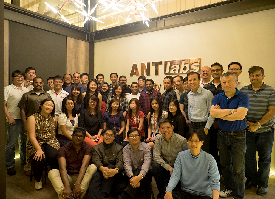ANTlabs Team