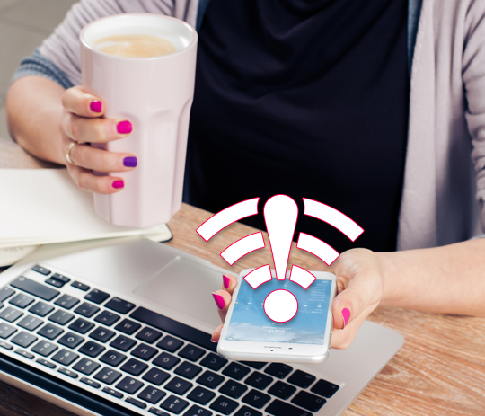 Why Your iPhone May Have Trouble Connecting to Public WiFi - ANTlabs